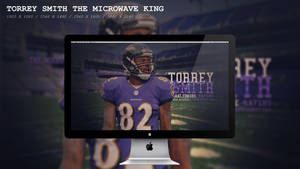 Torrey Smith The Microwave King Wallpaper HD