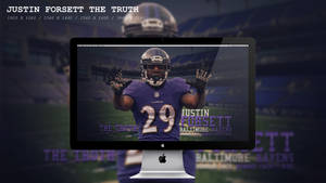 Justin Forsett The Truth Wallpaper HD