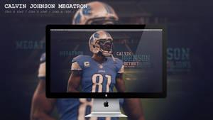 Calvin Johnson Megatron Wallpaper HD