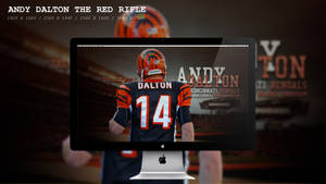 Andy Dalton The Red Rifle Wallpaper HD
