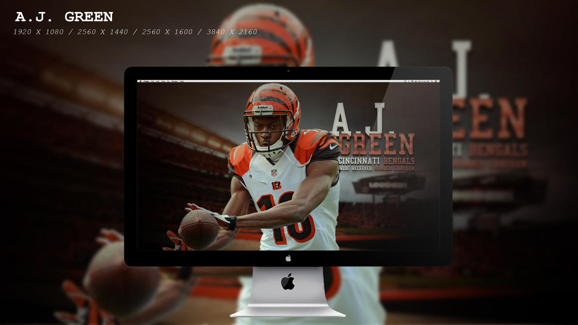 AJ Green Wallpaper HD By BeAware8