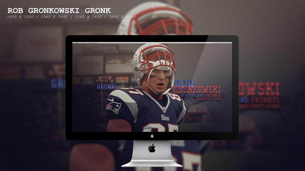 Rob Gronkowski Gronk Wallpaper HD by BeAware8
