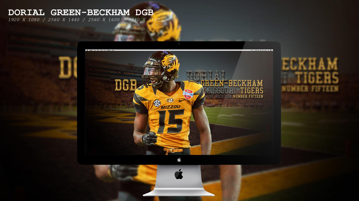 Dorial Green-Beckham DGB Wallpaper HD by BeAware8