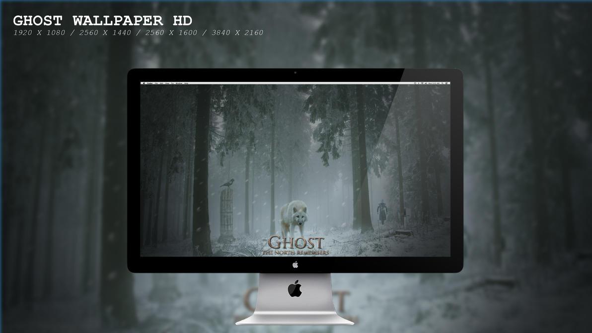 Ghost Wallpaper HD by BeAware8