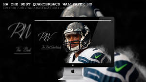 RW The Best Quarterback Wallpaper HD
