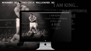 Mohamed Ali 1942-2016 Wallpaper HD