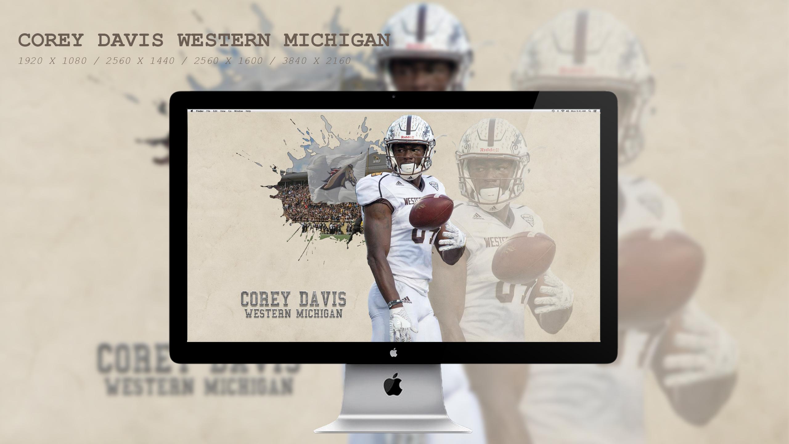 Corey Davis Western Michigan Wallpaper HD by BeAware8
