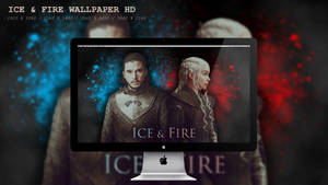 Ice and Fire Wallpaper HD