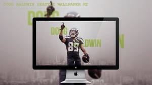 Doug Baldwin Seattle Wallpaper HD