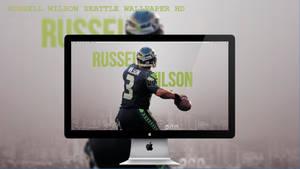 Russell Wilson Seattle Wallpaper HD