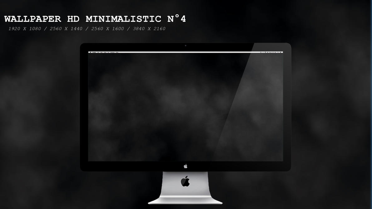 Minimalistic N4 Wallpaper HD by BeAware8
