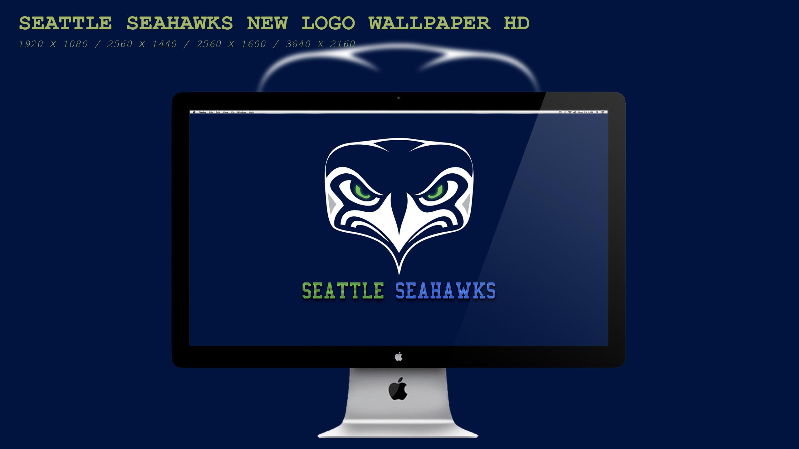Seattle Seahawks New Logo Wallpaper Hd By Beaware8 On Deviantart