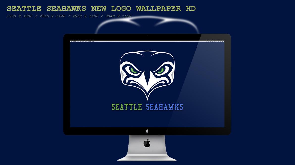 Seattle Seahawks New Logo Wallpaper HD by BeAware8