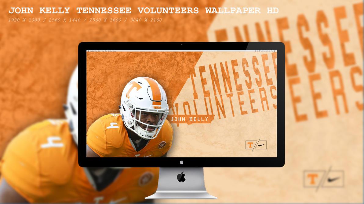 John Kelly Tennessee Volunteers Wallpaper HD by BeAware8
