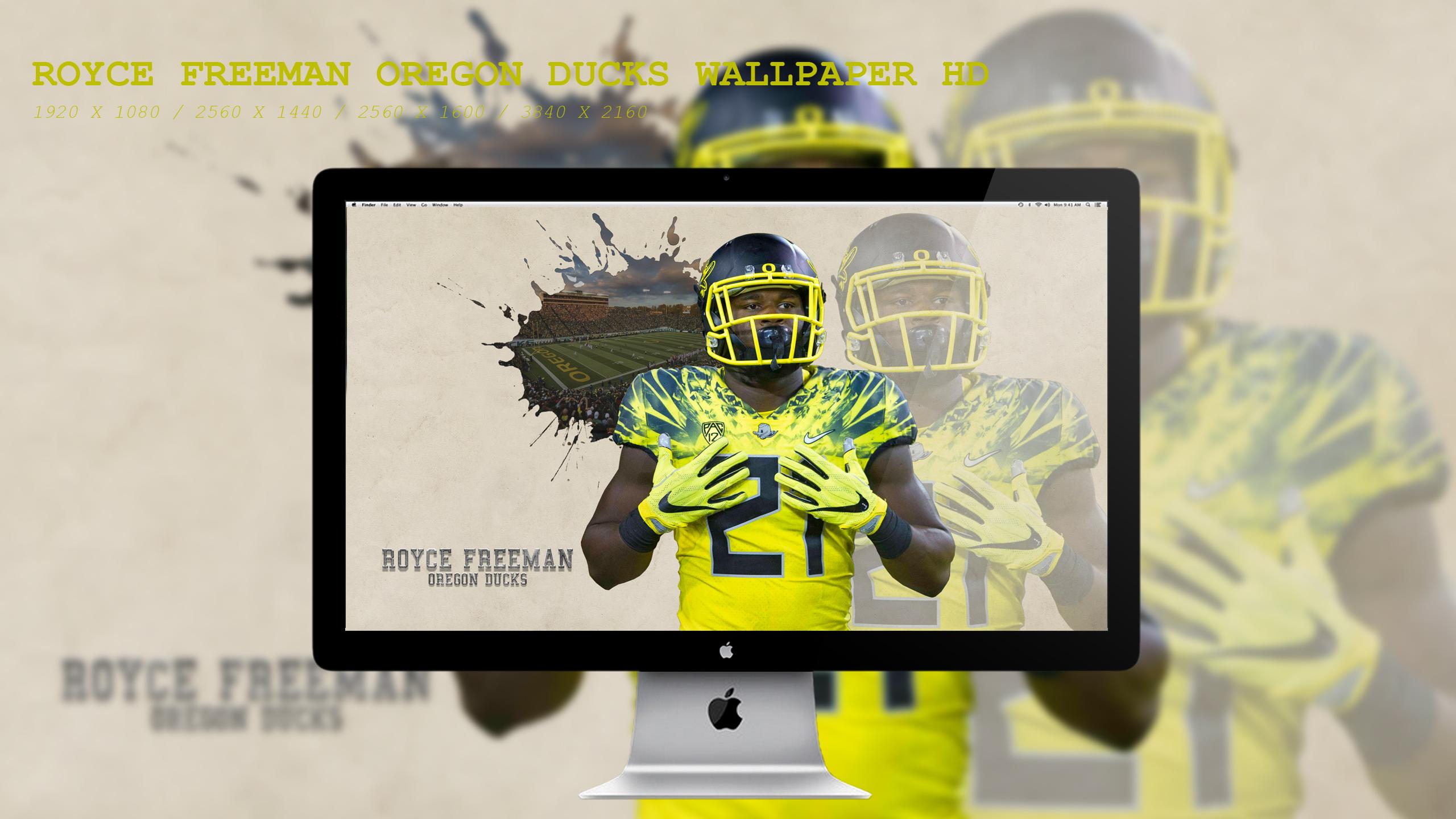Royce Freeman Oregon Ducks Wallpaper HD By BeAware8 On DeviantArt