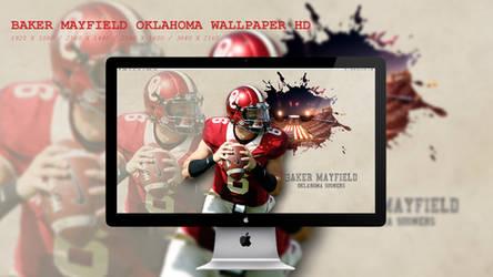 Baker Mayfield Oklahoma Wallpaper HD