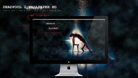 Deadpool 2 Wallpaper HD