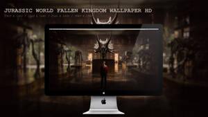 Jurassic World Fallen Kingdom Wallpaper HD