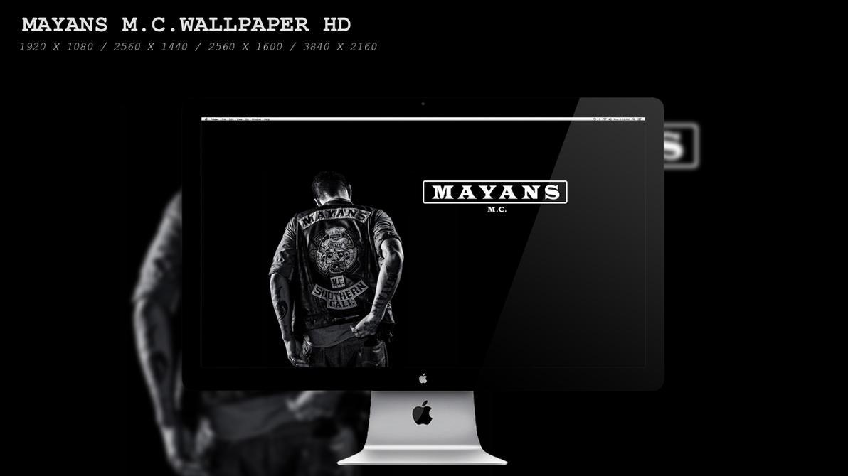 Mayans M.C. Wallpaper HD by BeAware8