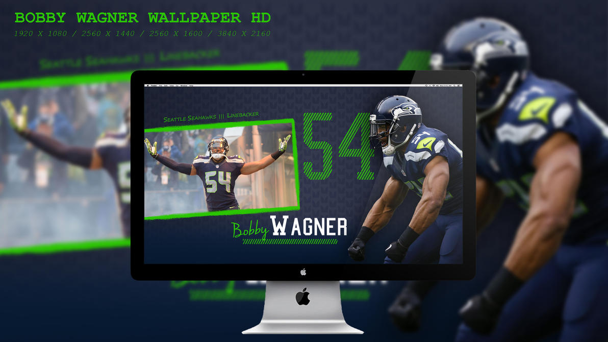 Bobby Wagner Wallpaper HD by BeAware8