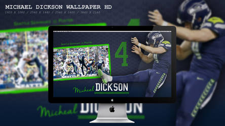 Michael Dickson Wallpaper HD