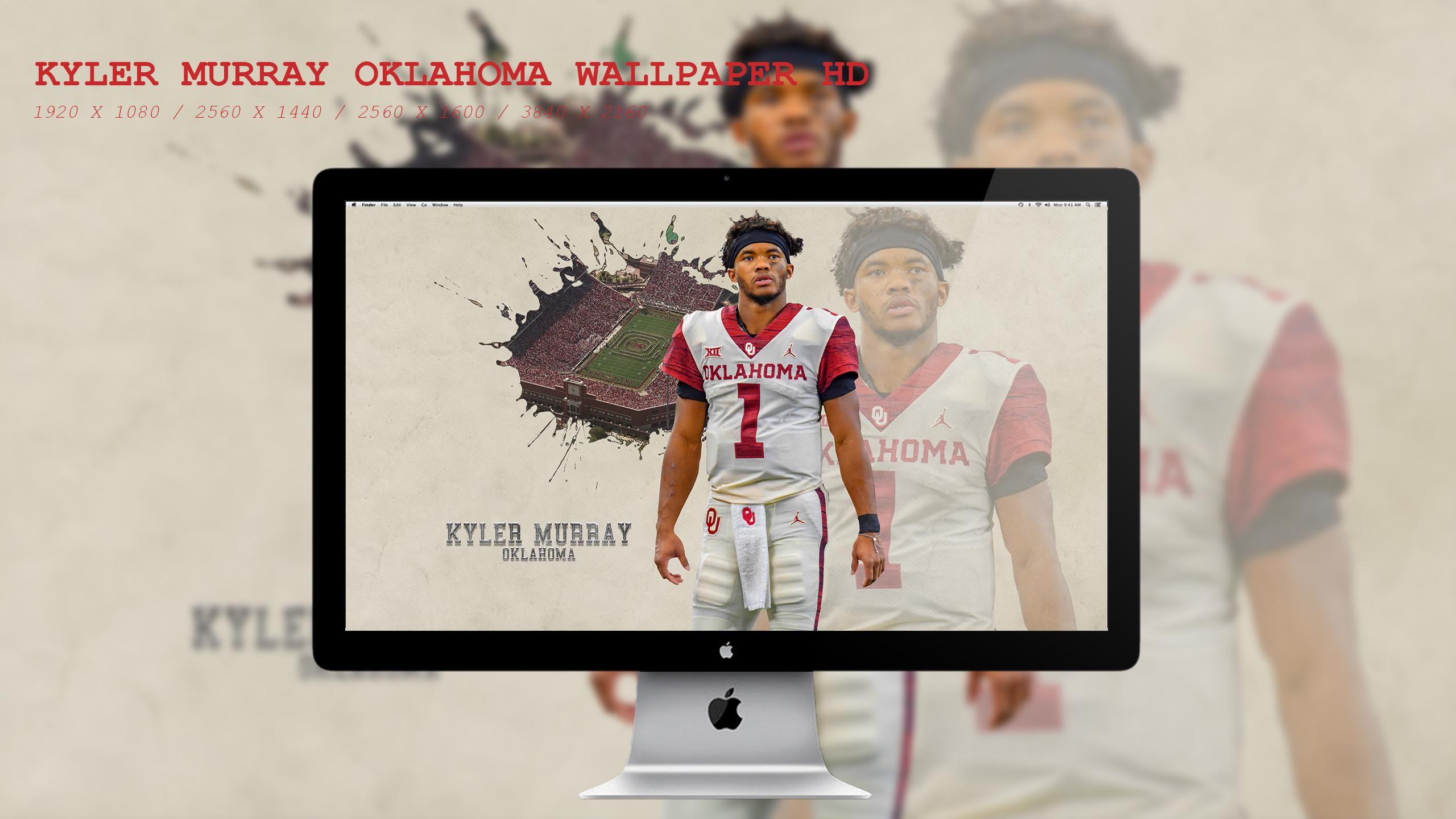 Kyler Murray Oklahoma Wallpaper HD