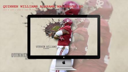 Quinnen Williams Alabama Wallpaper HD