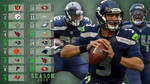 Seattle Seahawks Calandar Season 2019 Wallpaper HD by BeAware8