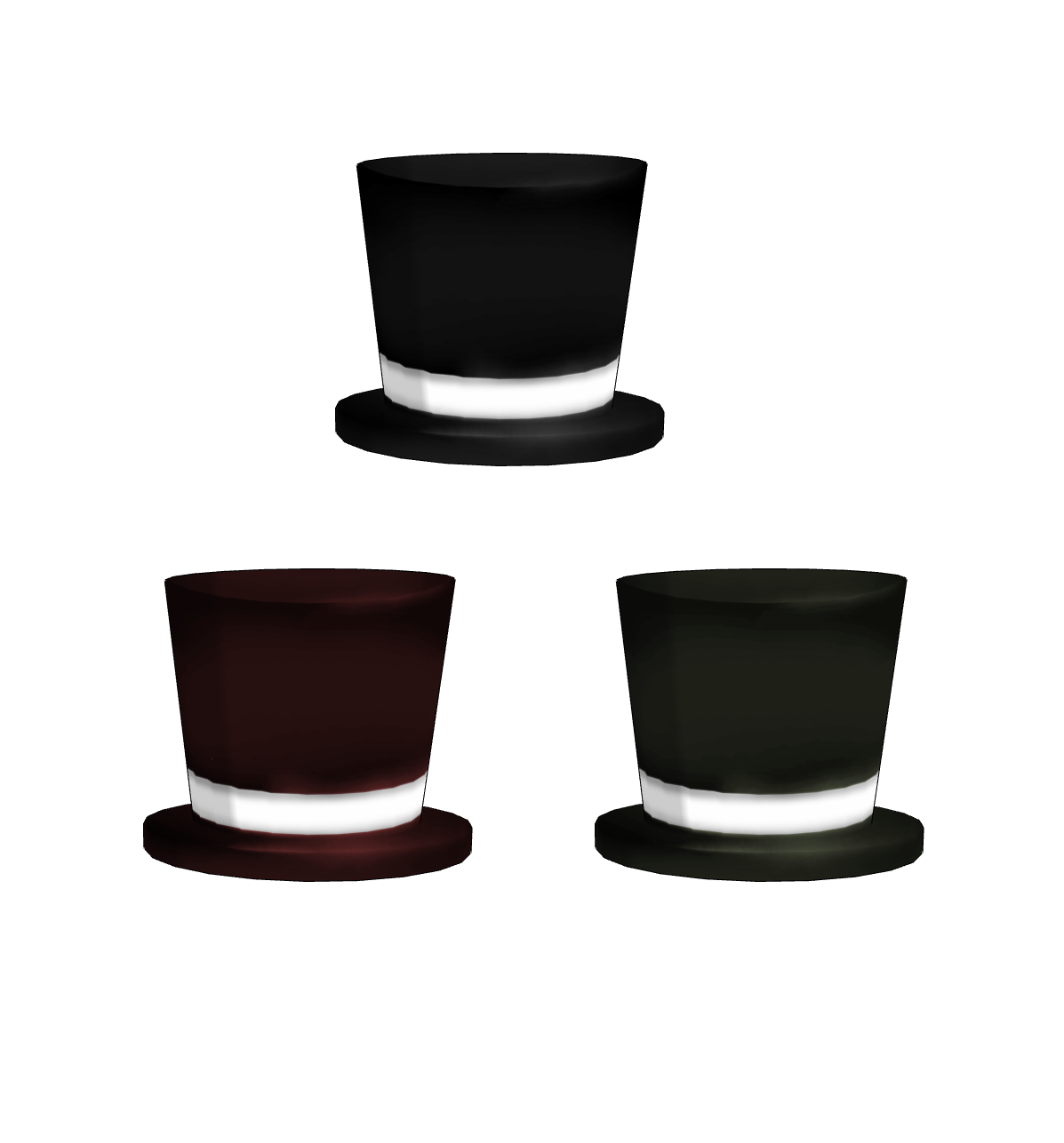 MMD : Top Hat + DL by Ayodan