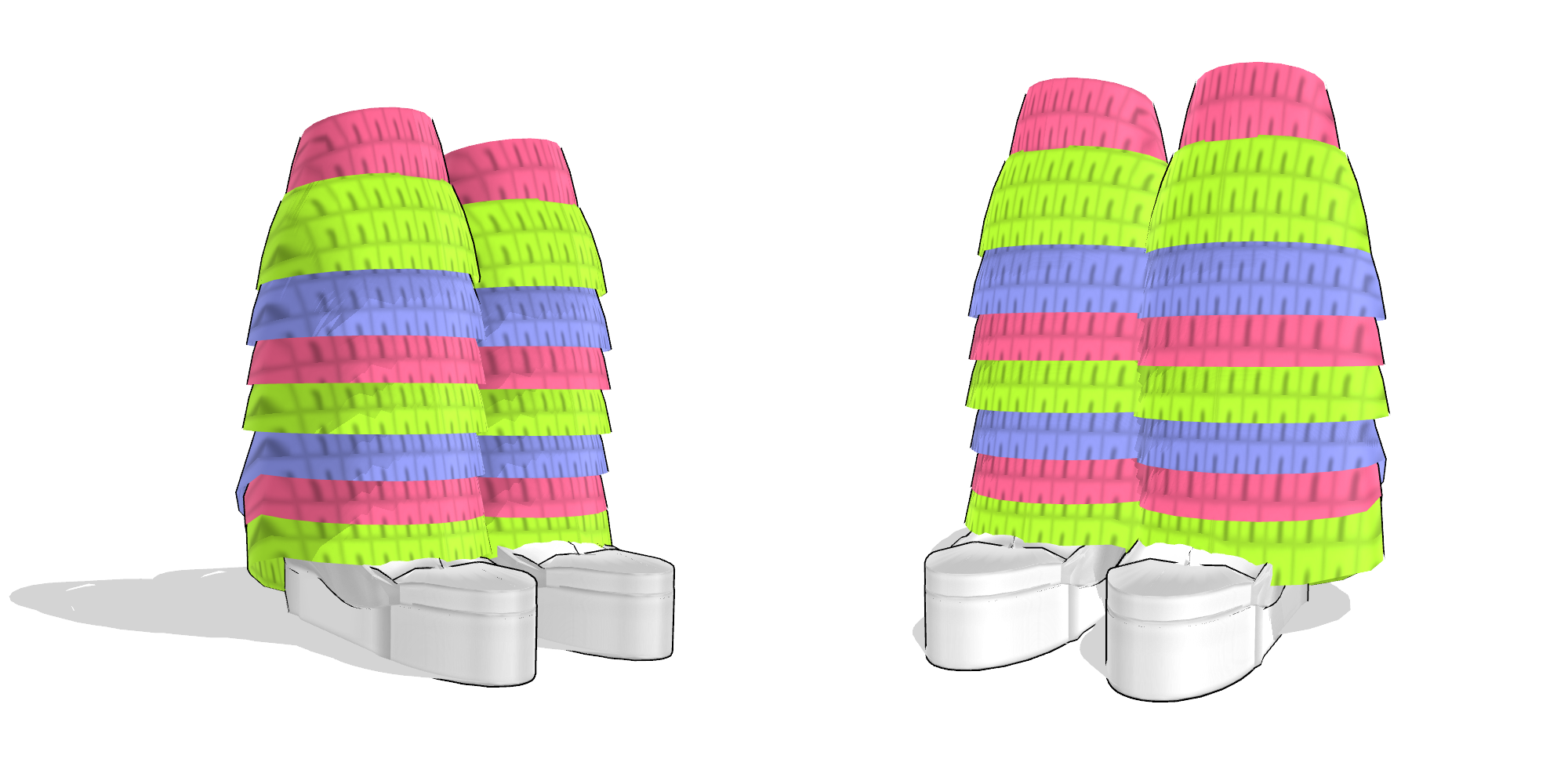 7cc3af9a5482f8 Feet - Boots on MMD-Mall - DeviantArt