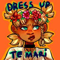 Dress Up Temari by doodlingleluke