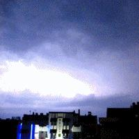 Lightning (12 May 2011) by HellArmy