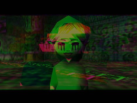 Ben Drowned Glitch