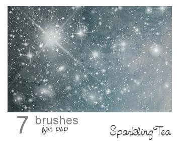 Star Brushes by SparklingTea