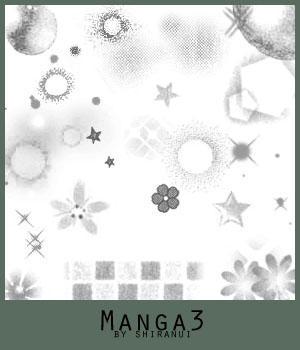 Manga 3 by Shiranui