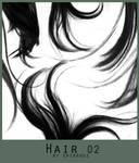 Hair 02 by Shiranui