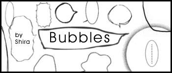Bubbles by Shiranui