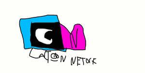 My Cartoon Network Rebrand Logo