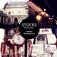 Stocks pack: Delicate by valettifsy