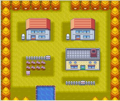 New palette for Pokemon FR/LG (WIP) by The-Art-Rat