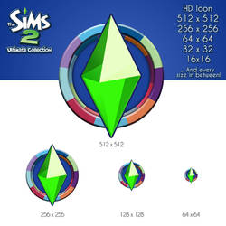 The Sims 2 Ultimate Collection HD Icon