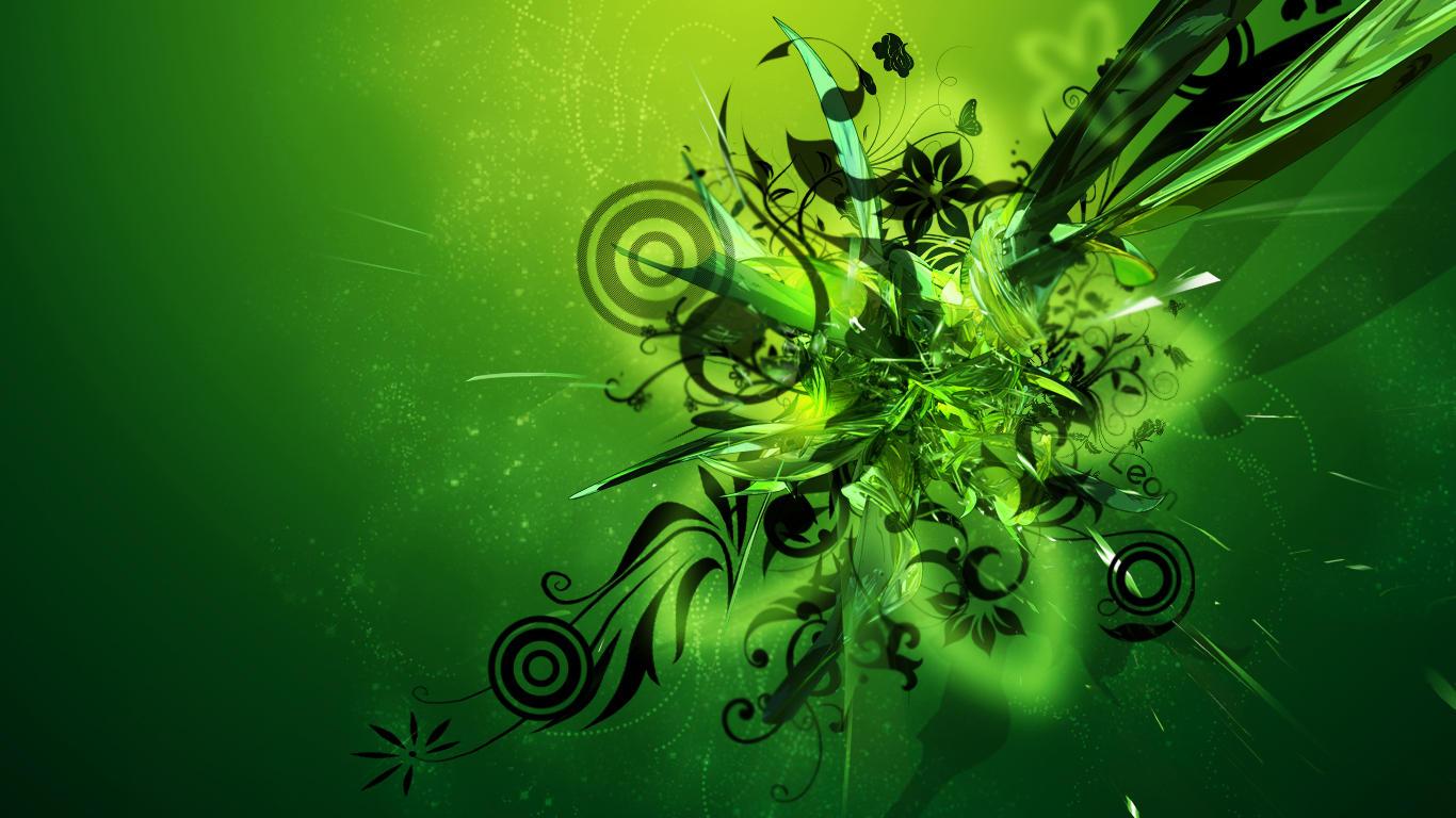 Floral Wallpaper by razzann