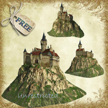 A castle On The Hill