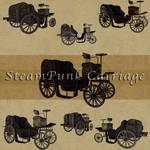 SteamPunk Carriage Pack