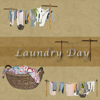 Laundry Day by Just-A-Little-Knotty