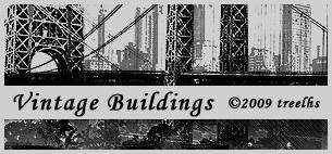 Vintage Buildings by treelhs