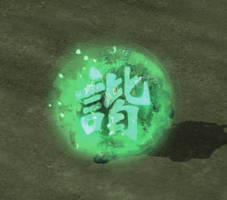Healing spell SEKIRO style