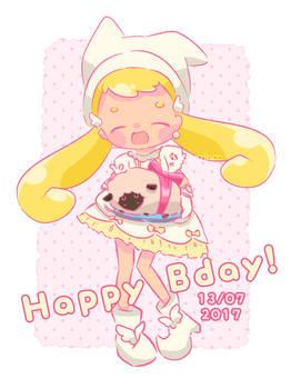 Hana-chan: Happy Birthday!