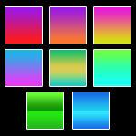 gradient by DiZbee
