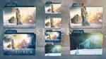 The Shack (2017) Movie Folder Icon Pack
